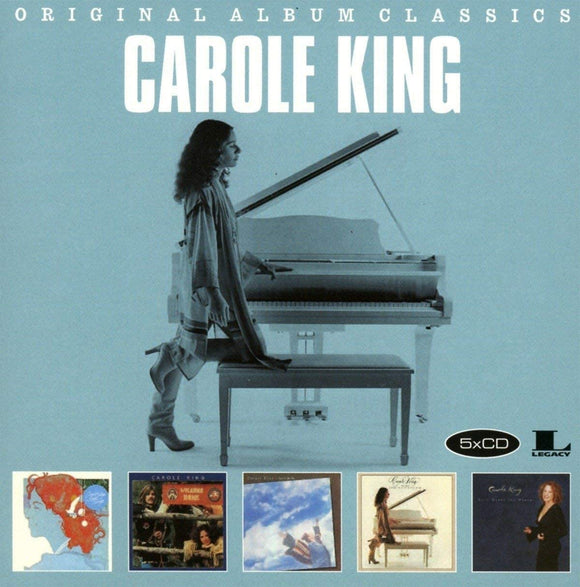 Carole King - Original Album Classics - 5CD