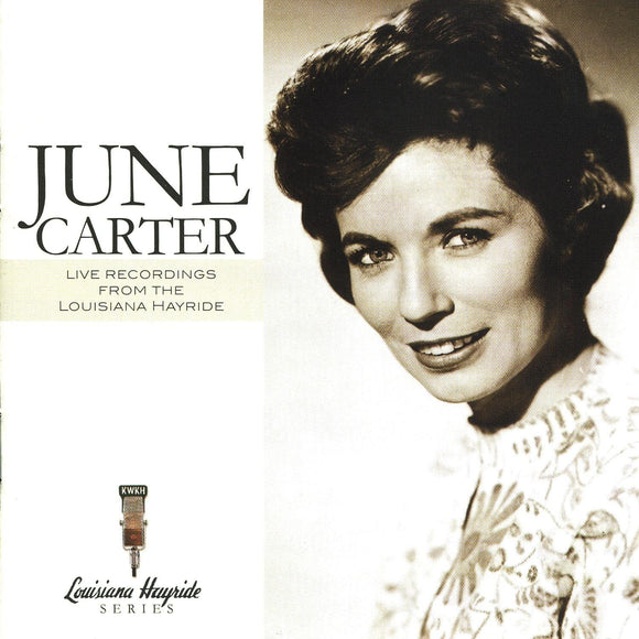 June Carter - Live Recordings From The Louisiana Hayride - CD