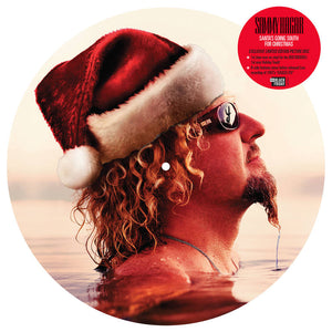 "Sammy Hagar - Santa's Going South For Christmas 12"" Picture Disc - LP"