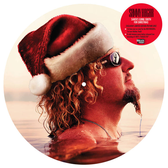 Sammy Hagar - Santa's Going South For Christmas 12