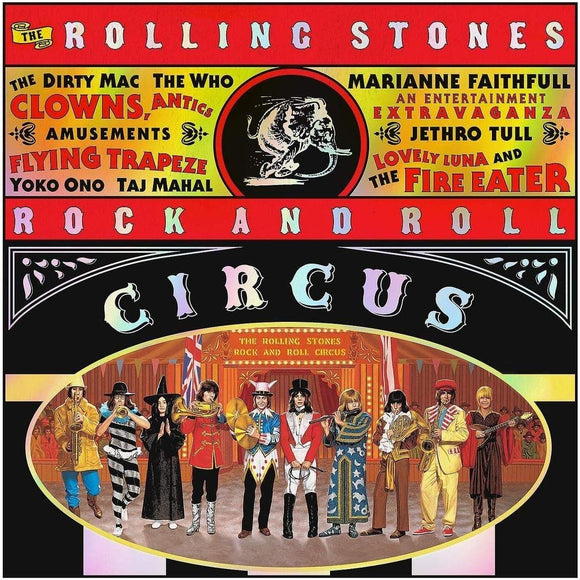 The Rolling Stones - Rock and Roll Circus - 2CD