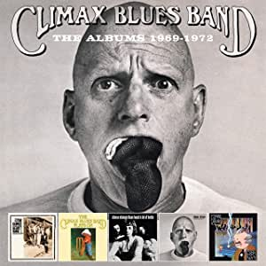 Climax Blues Band - The Albums 1969-1972 - 5 CD