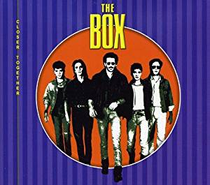 The Box - Closer Together - CD