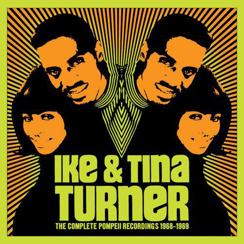 Ike & Tina Turner - The Complete Pompeii Recordings 1968-1969 -3CD