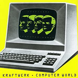 Kraftwerk - Computer World - LP