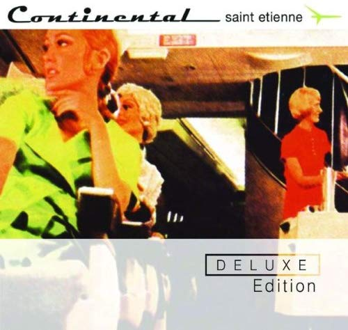 Saint Etienne - Continental - 2CD