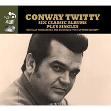 Conway Twitty - Six Classic Albums Plus SIngles - 4CD