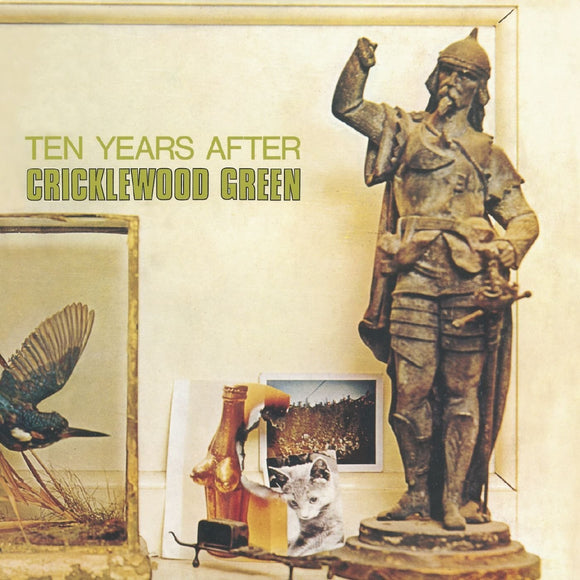 Ten Years After - Cricklewood Green (2017 Remaster) - CD