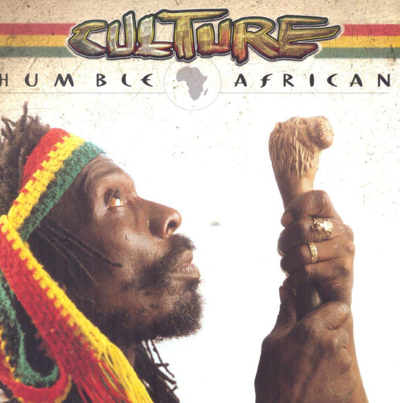 Culture - Humble African - CD