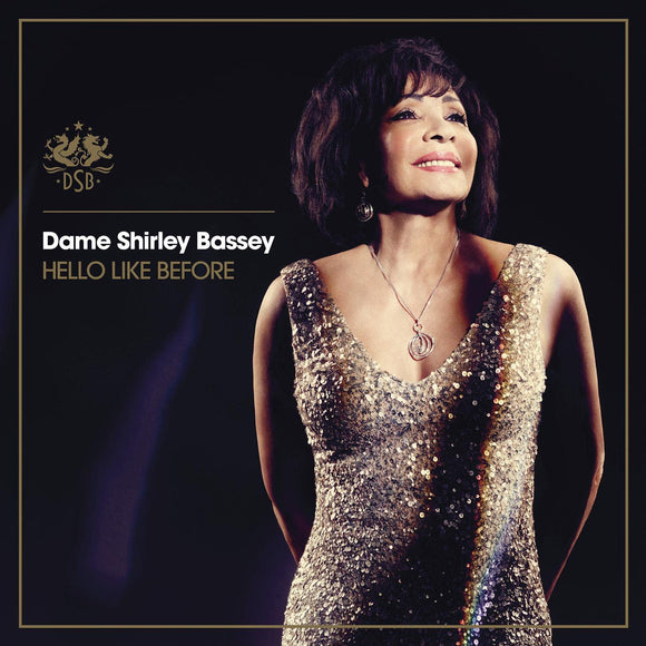 Shirley Bassey - Hello Like Before - CD
