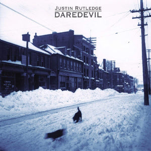 Justin Rutledge - Daredevil - CD