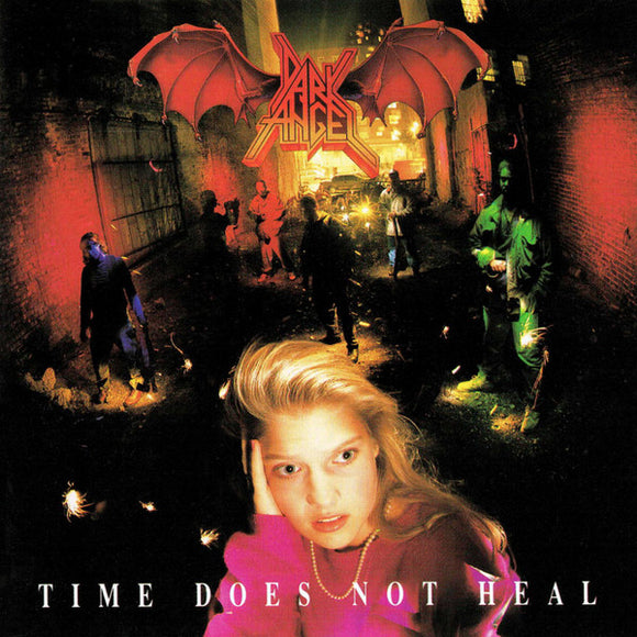 Dark Angel - Time Does Not Heal - 2LP