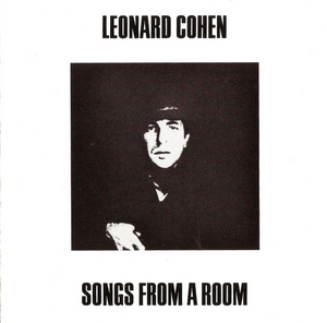 Leonard Cohen - Songs from a Room - LP