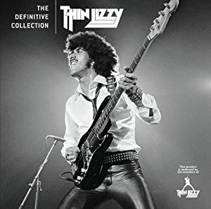 Thin Lizzy - The Definitive Collection - CD