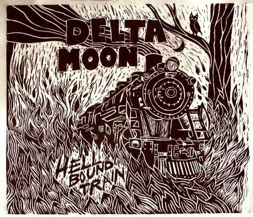Delta Moon - Hell Bound Train - CD