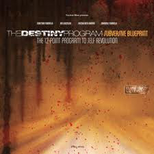 The Destiny Program - Subversive Blueprint - CD