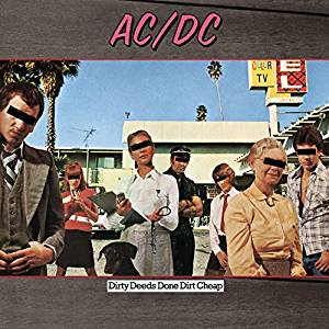 AC/DC - Dirty Deeds Done Dirt Cheap - CD
