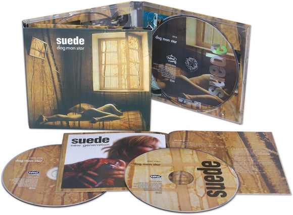 Suede - Dog Man Star - 2CD/DVD