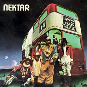 Nektar - Down To Earth - CD