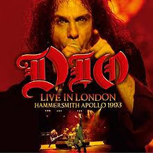 Dio - Live in London: Hammersmith Apollo 1993 - 2 CDs