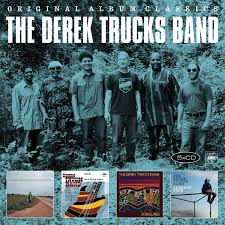 The Derek Trucks Band - Original Album Classics - 5 CDs