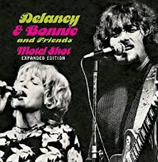 Delaney & Bonnie and Friends - Motel Shot - CD