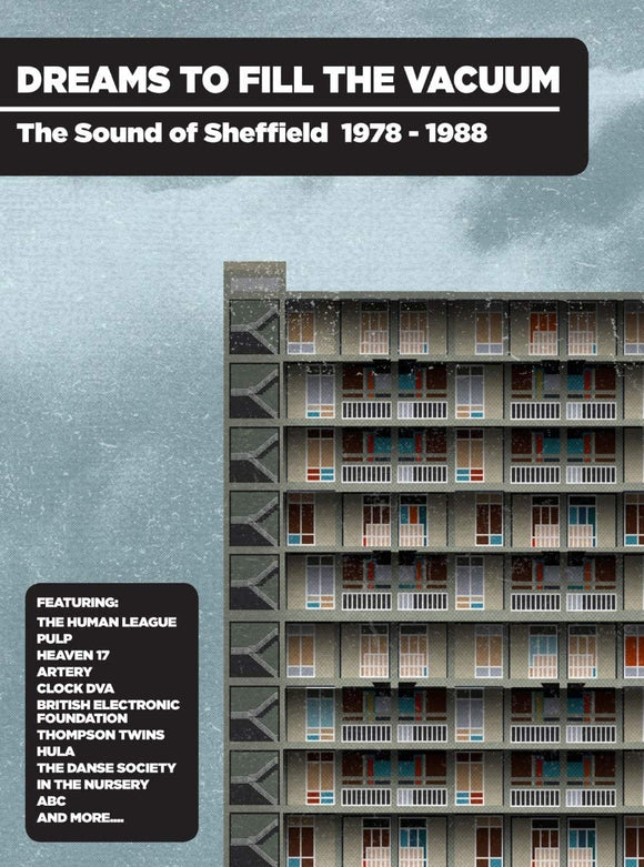 Dreams To Fill The Vacuum: The Sound Of Sheffield 1978-1988 - 4CD