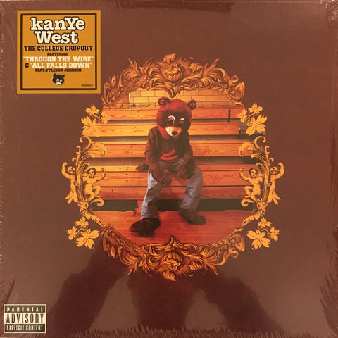 Kanye West - The College Dropout LP