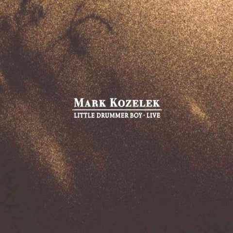 Mark Kozelek - Little Drummer Boy Live LTD - 2CD