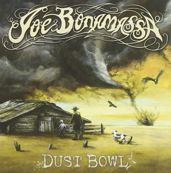 Joe Bonamassa - Dust Bowl - CD
