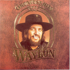 Waylon Jennings - Greatest Hits - LP