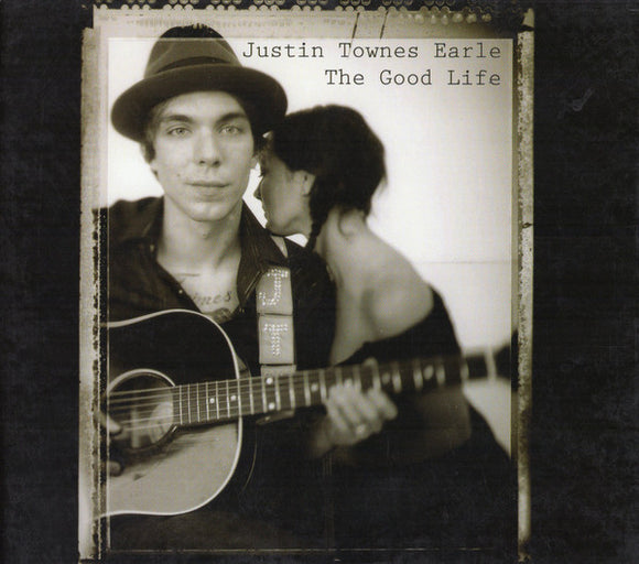 Justin Townes Earle - The Good Life - CD