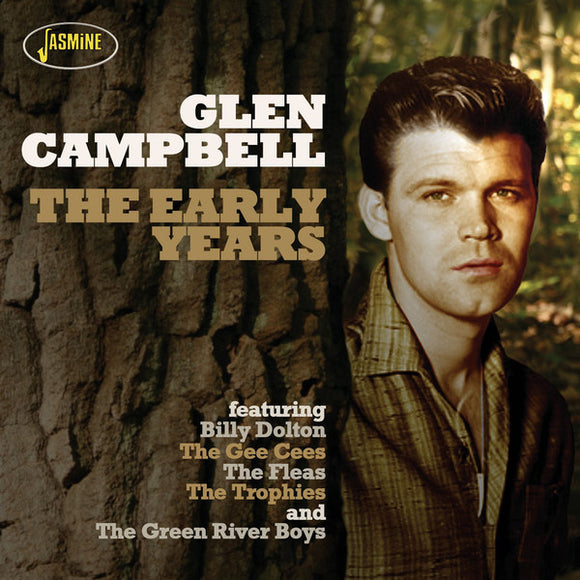 Glen Campbell - The Early Years - CD