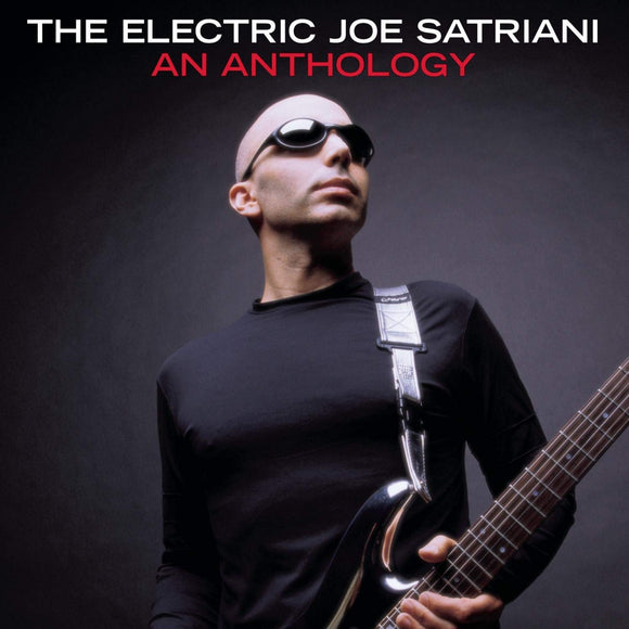 Joe Satriani - The Electric Joe Satriani An Anthology - 2CD
