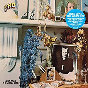 Eno - Here Come The Warm Jets LP