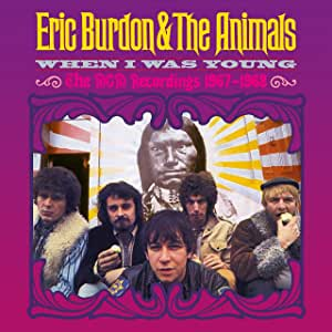 Eric Burdon & The Animals - When I Was Young The MCA Recordings 1967-1968 - 5CD