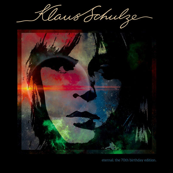 Klaus Schulze - Eternal - The 70th Brithday Edition - 2CD