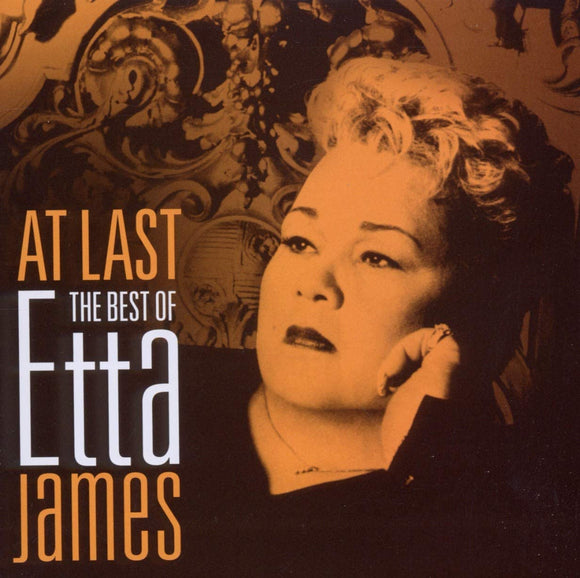 Etta James - At Last The Best Of - CD