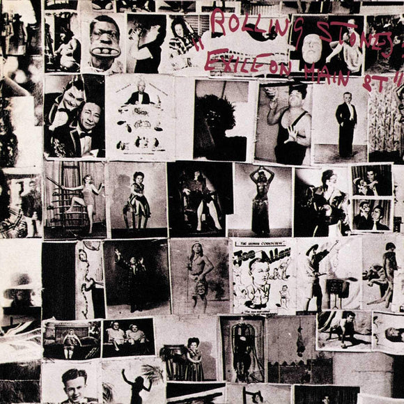 The Rolling Stones - Exile On Main St. - 2CD