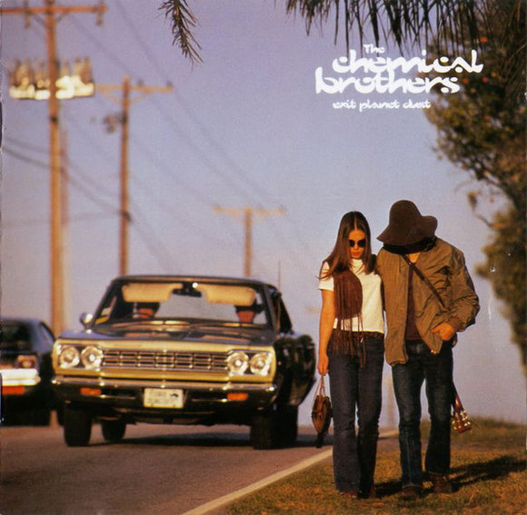 The Chemical Brothers -Exit Planet Dust 2LP