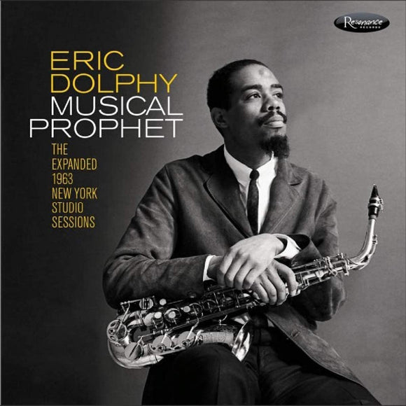 Eric Dolphy - Musical Prophet - 3CD