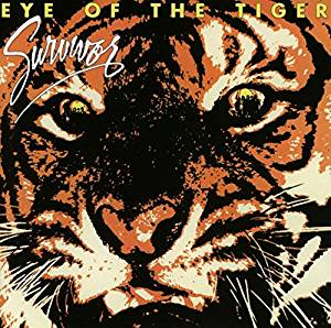 Survivor - Eye Of The Tiger - CD