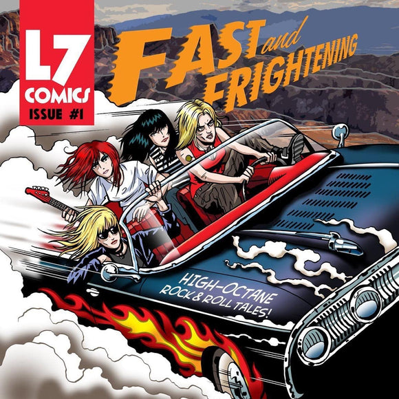 L7 - Fast And Frightening - 2CD