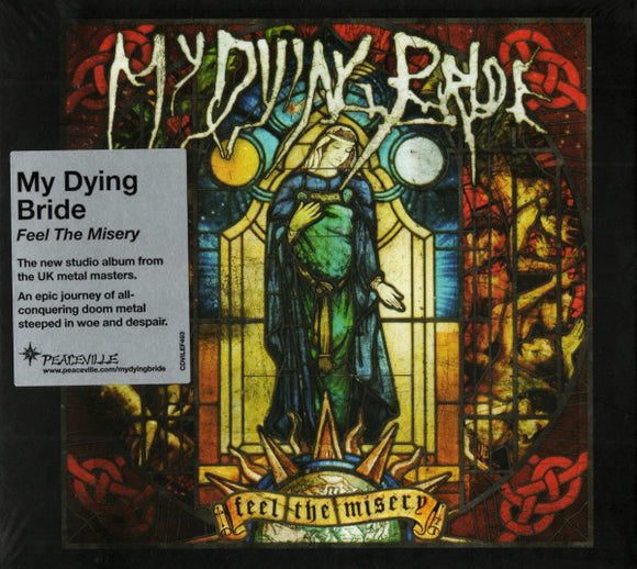 My Dying Bride - Feel The Misery - CD