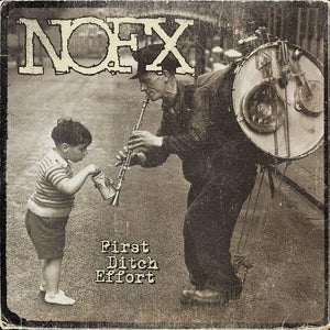 NOFX - First Ditch Effort - CD