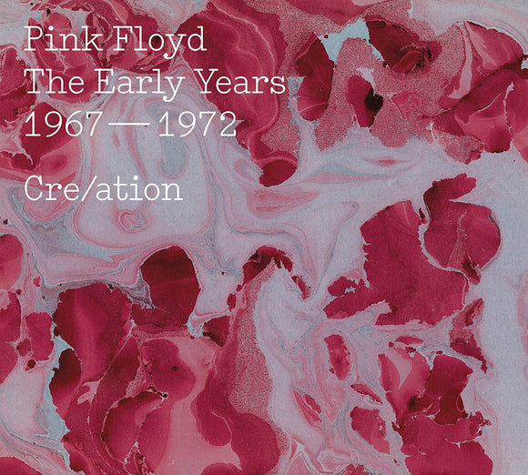 Pink Floyd - Cre/Ation - The Early Years 1967-1972 - CD