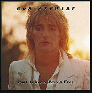 Rod Stewart - Foot Loose & Fancy Free- CD