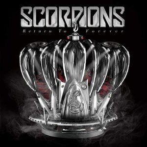 Scorpions - Return To Forever LTD - CD