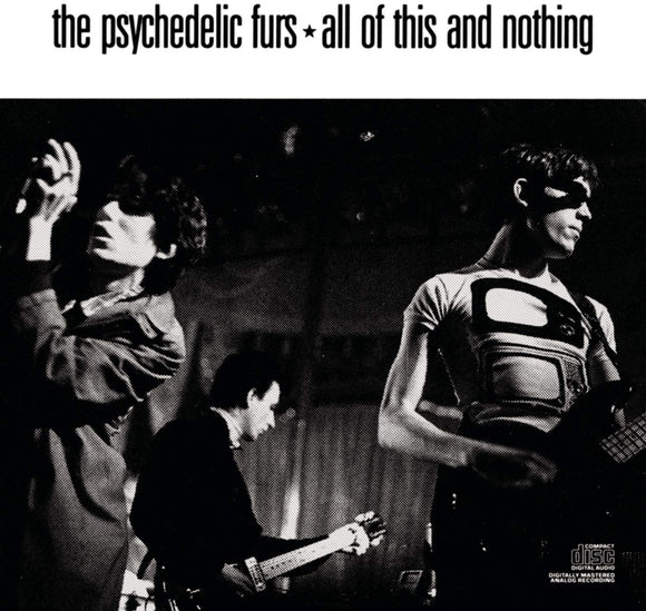 Psychedelic Furs - All Of This And Nothing - CD