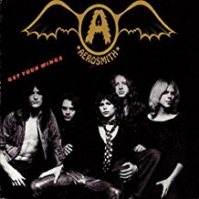 Aerosmith - Get Your Wings - CD
